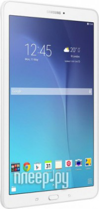 Планшет Samsung SM-T561N Galaxy Tab E 9.6 Wi-Fi White SM-T561NZWASER (Spreadtrum SC9830 1.3 GHz/1536Mb/8Gb/3G/Wi-Fi/Bluetooth/GPS/Cam/9.6/1280x800/Android)