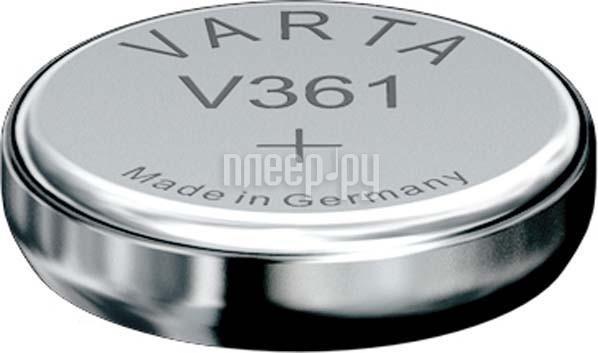 Батарейка Varta 361 01647