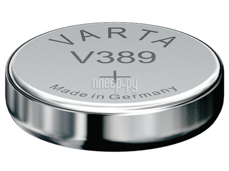 Батарейка Varta 389 01781