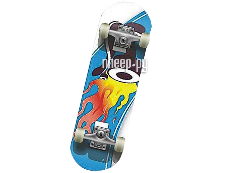 Скейт Maxcity MC Hot Wheels Mini-Board