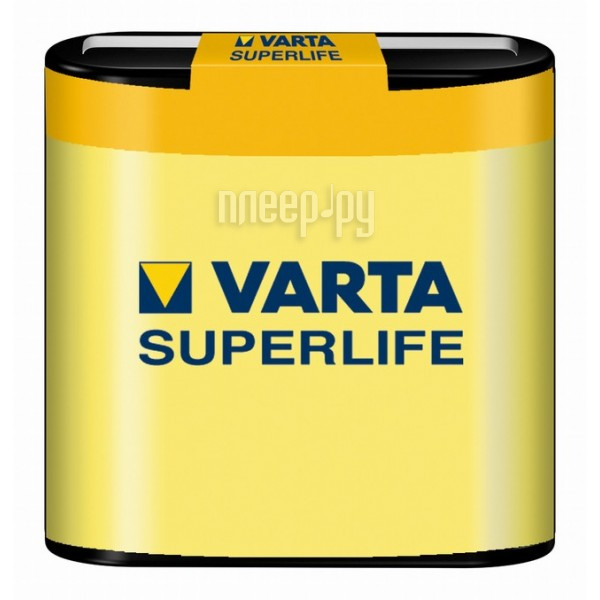 Батарейка Varta Superlife 3R12 2012 08449