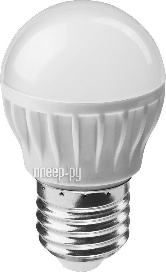 Лампочка ОнЛайт 71 645 OLL-G45-6-230-2.7K-E27