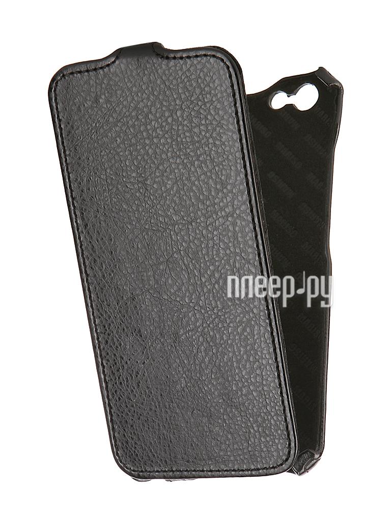 Аксессуар Чехол Mariso для iPhone 6 Plus Black MIPH655