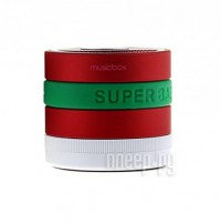 Activ Musicbox Red-Green