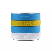 Activ Musicbox Blue-Yellow