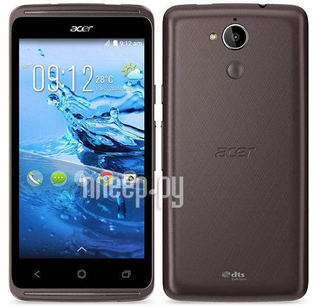 Сотовый телефон Acer Liquid Zest 4G 16Gb