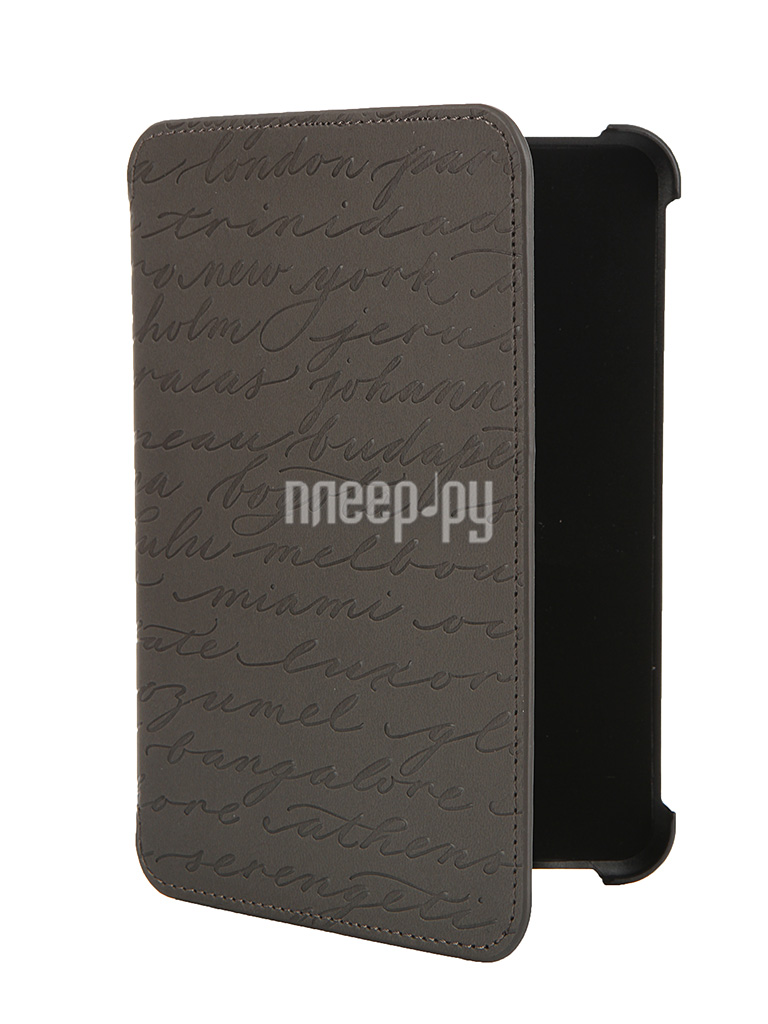 Аксессуар Чехол Onyx Boox C63M/ML Brown-Black Case ONYX C6 BR-BL
