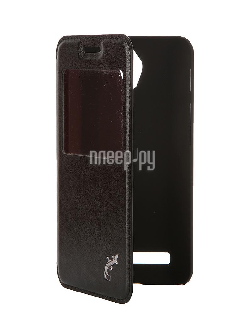 Аксессуар Чехол ASUS ZenFone C ZC451CG G-Case Black GG-632
