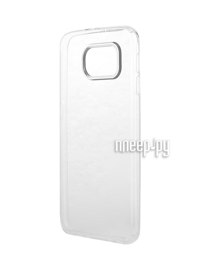 Чехол Samsung G920F Galaxy S6 Gecko Black GG-F-SGS6-BL
