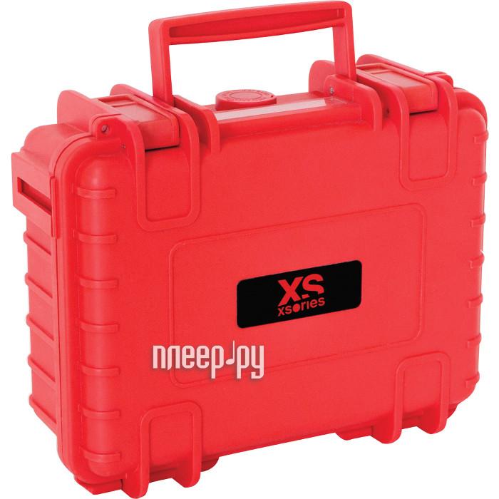 Аксессуар Xsories Black Box 2.0 Red BLBO2/RED Кейс для хранения