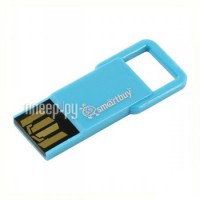 USB Flash Drive 32Gb - SmartBuy Biz Blue SB32GBBIZ-Bl