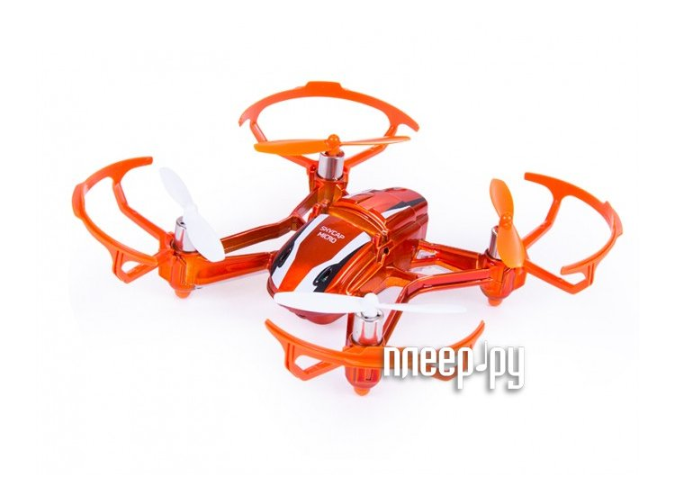 Квадрокоптер Pilotage Skycap Micro RTF Orange RC18167