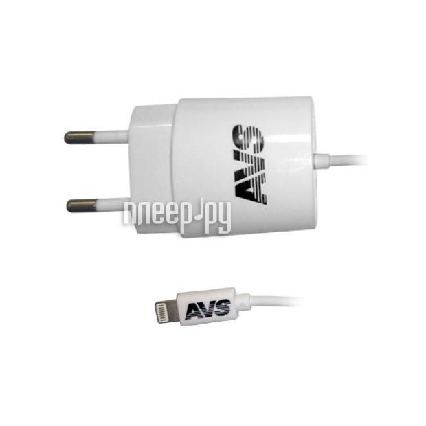 Зарядное устройство AVS для iphone 5/6 TIP-511 A78032S