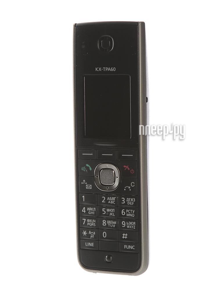 VoIP оборудование Panasonic KX-TGP600RUB