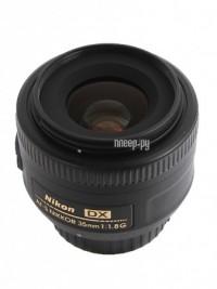 Nikon Nikkor AF-S  35 mm f/1.8 G DX
