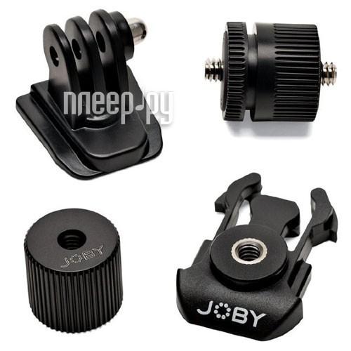 Аксессуар Joby Action Adapter Kit Black