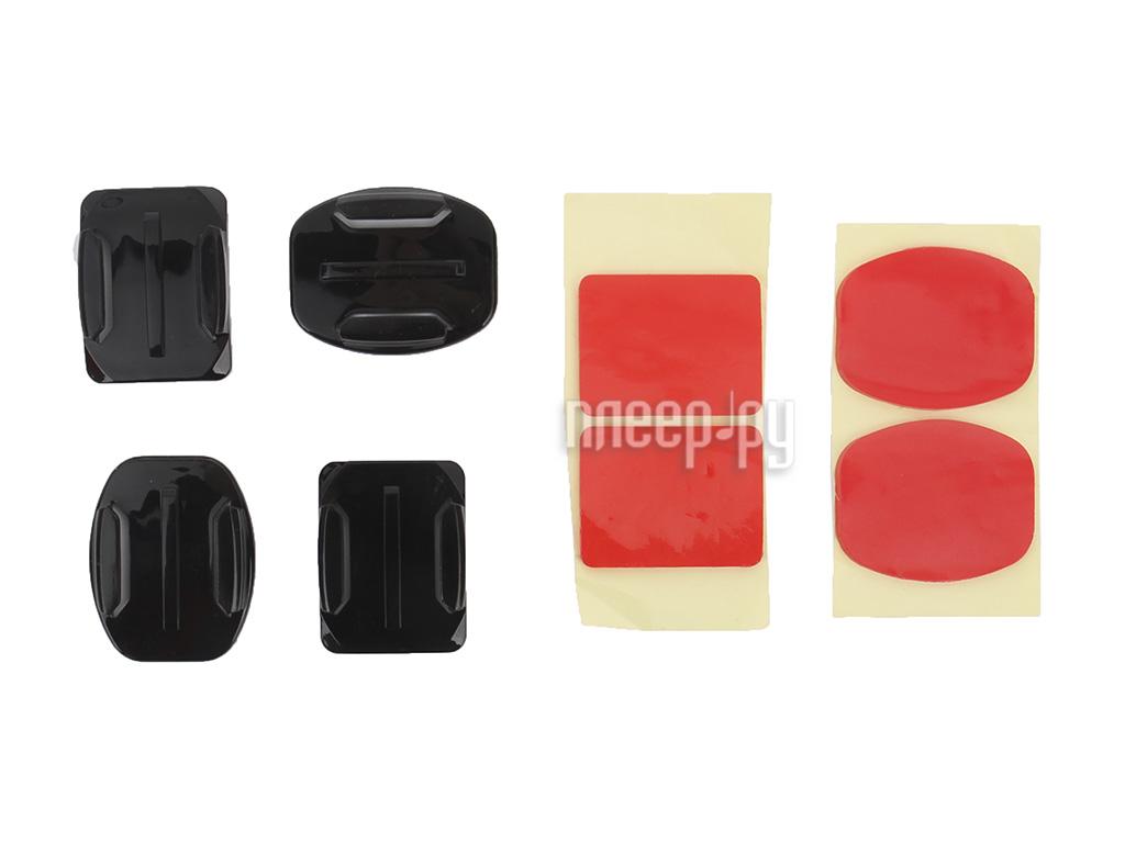 Аксессуар Fujimi GP BRK-005 для GoPro Набор креплений и клейких лент