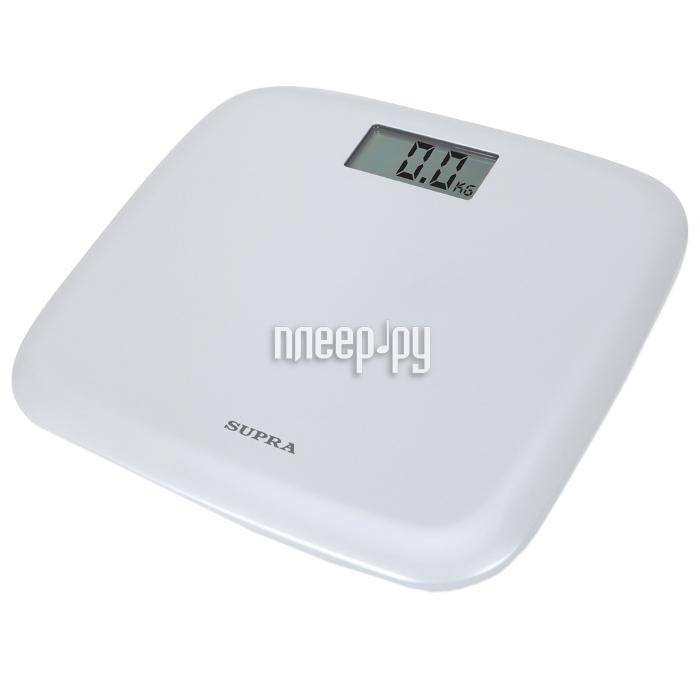 Весы SUPRA BSS-6050 WH White