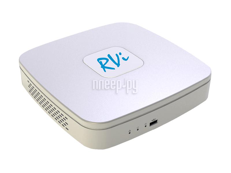 Видеорегистратор RVi RVi-IPN8 / 1-4P