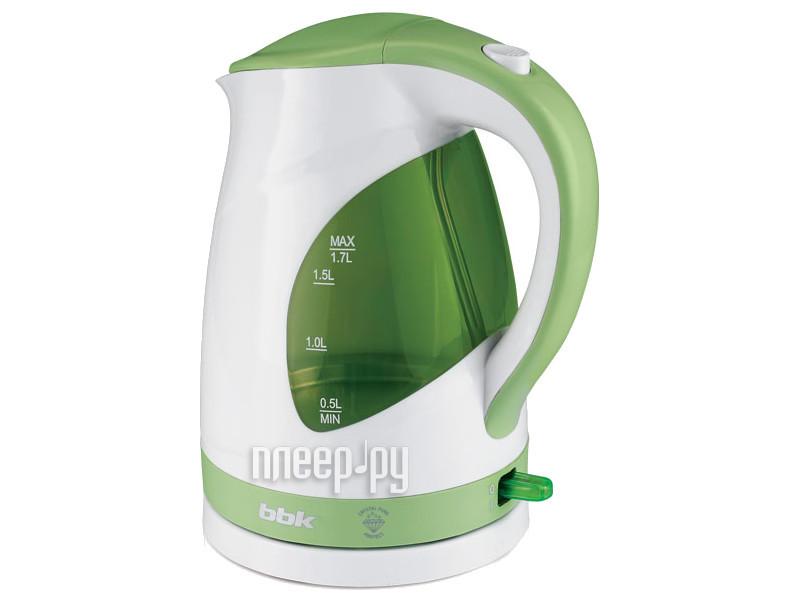 Чайник BBK EK1700P Wheite-Green