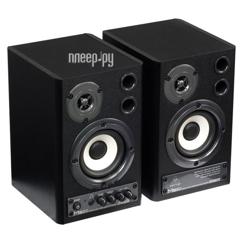 Колонка Behringer Digital Monitor Speakers MS20