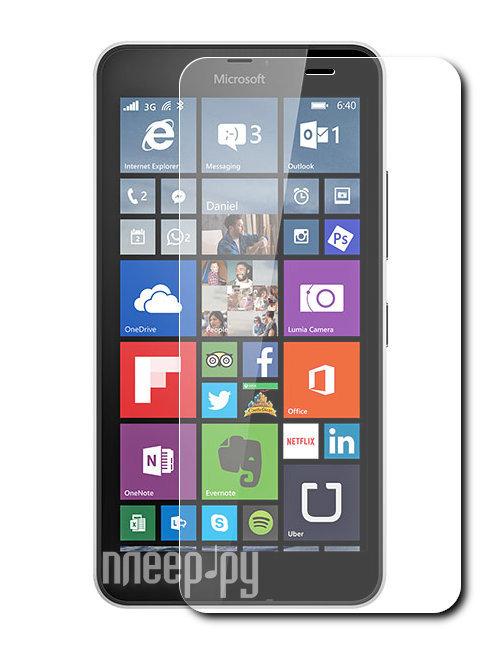 Аксессуар Защитное стекло Microsoft Lumia 640 XL Gecko 0.26mm ZS26-GMICL640XL купить