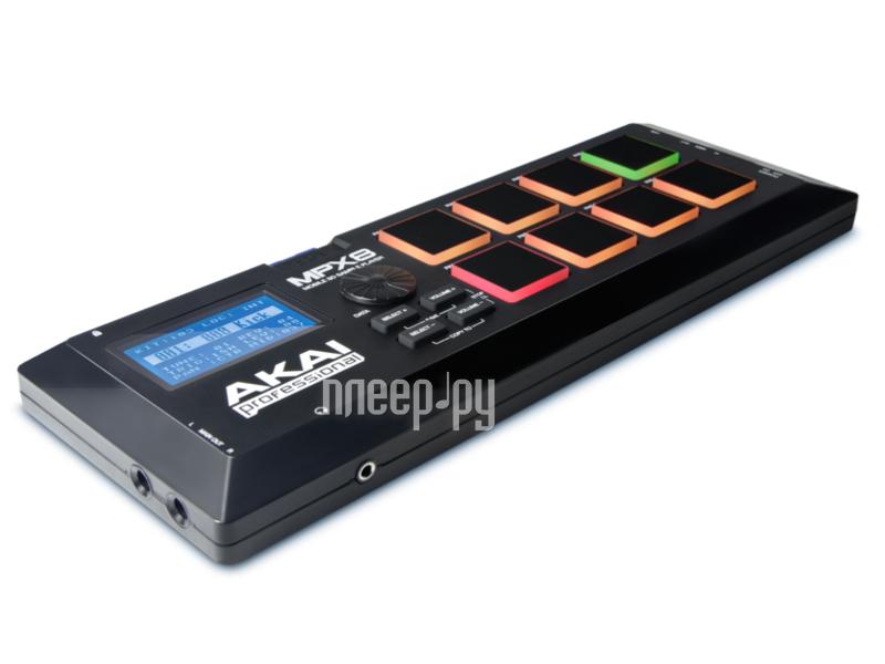 MIDI-контроллер AKAI pro MPX8