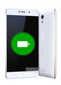 Highscreen Power Five Silver White