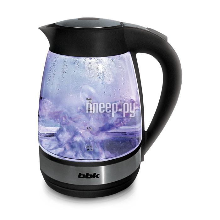 Чайник BBK EK1721G Black