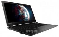 ������� Lenovo IdeaPad 100-15 Black 80MJ0054RK (Intel Celeron N2840 2.16 GHz/4096Mb/250Gb/DVD-RW/Intel HD Graphics/Wi-Fi/Bluetooth/Cam/15.6/1366x768/DOS)