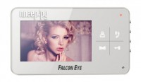 Видеодомофон Falcon Eye Hands Free FE-40C White