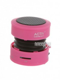 Activ ACT-MP002 Pink 27846