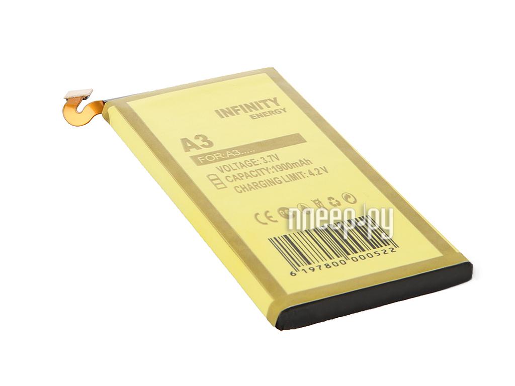 Аккумулятор Samsung A300F Galaxy A3 Infinity 1900 mAh