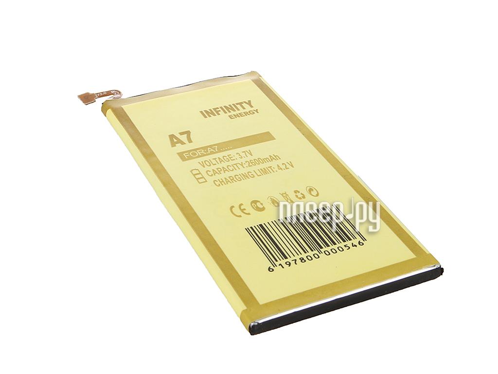 Аккумулятор Samsung A700F Galaxy A7 Infinity 2600 mAh