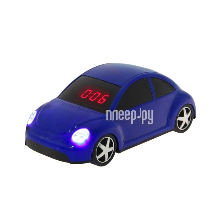 Гаджет СИМА-ЛЕНД Машинка синяя 835065