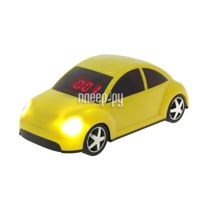 Гаджет СИМА-ЛЕНД Машинка желтая 835066