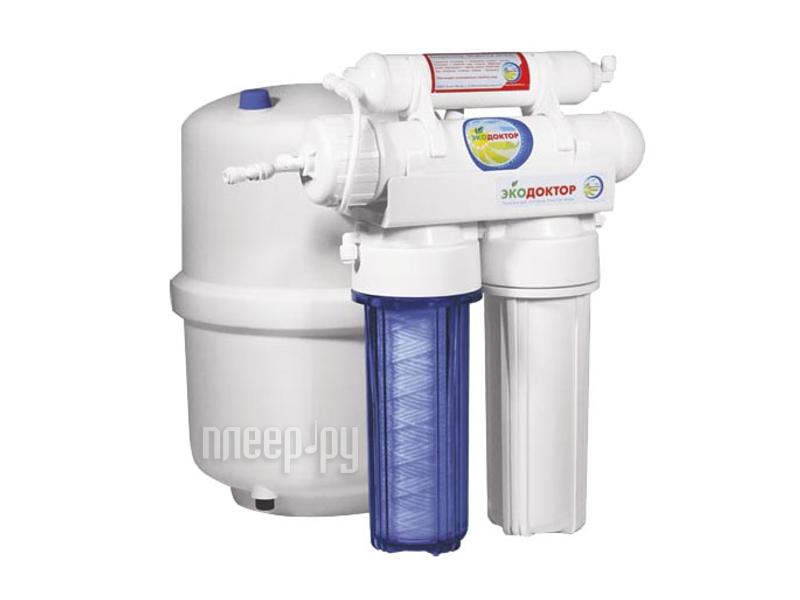 Фильтр для воды ЭкоДоктор Стандарт-4