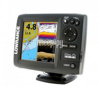 Эхолот Lowrance Elite 5 CHIRP 000-11655-001