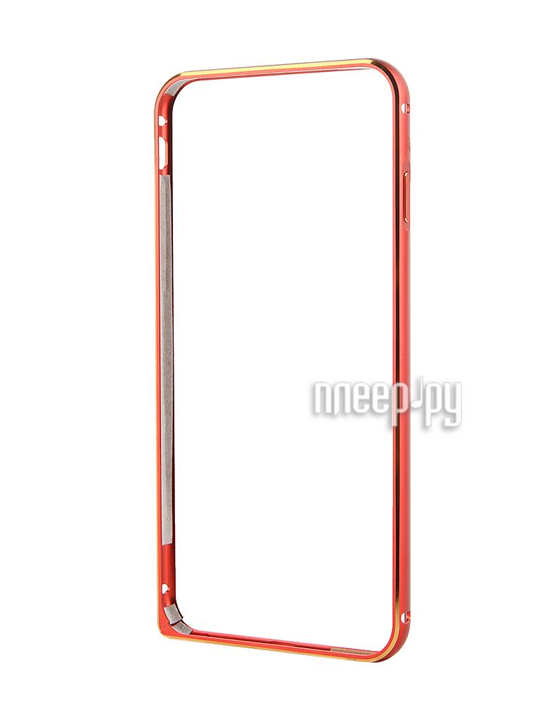 Чехол-бампер Activ MT01 для iPhone 6 Plus Red 43976