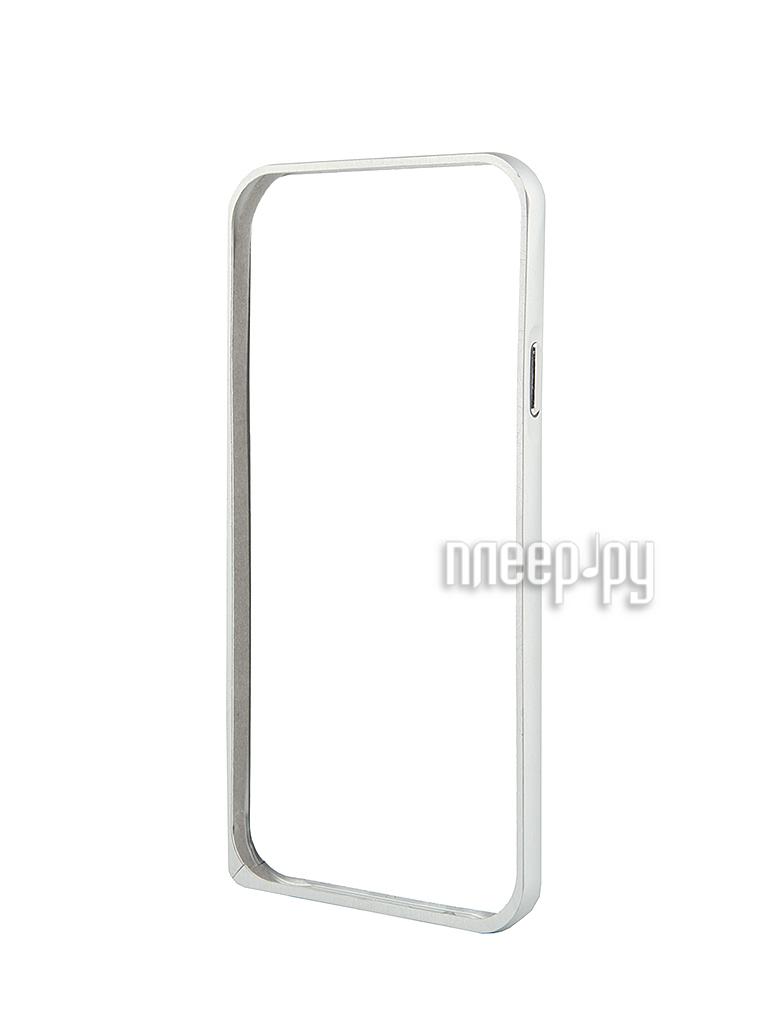 Аксессуар Чехол-бампер Samsung Galaxy E5 SM-E500 Activ MT01 Silver 47595