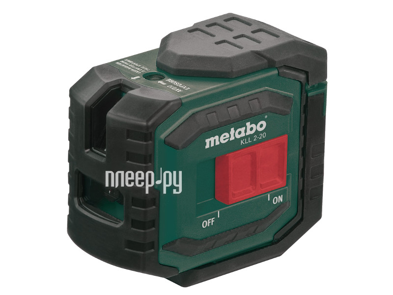 Нивелир Metabo KLL 2-20 606166000