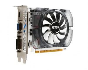 Купить Видеокарта MSI GeForce GT 730 700Mhz PCI-E 2.0 2048Mb 1800Mhz 128 bit DVI HDMI HDCP N730-2GD3V2