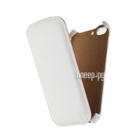 Аксессуар Чехол ZTE Blade S6 Gecko White GG-F-ZTEBLS6-WH