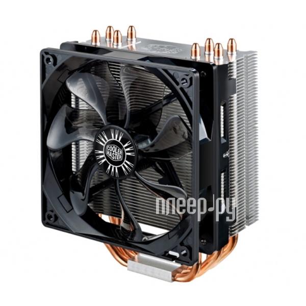 Кулер Cooler Master Hyper 212 EVO RR-212E-16PK-R1 (Intel S775/S1150/1155/S1156/S1356/S1366/S2011/AM2/AM2+/AM3/AM3+/FM1)