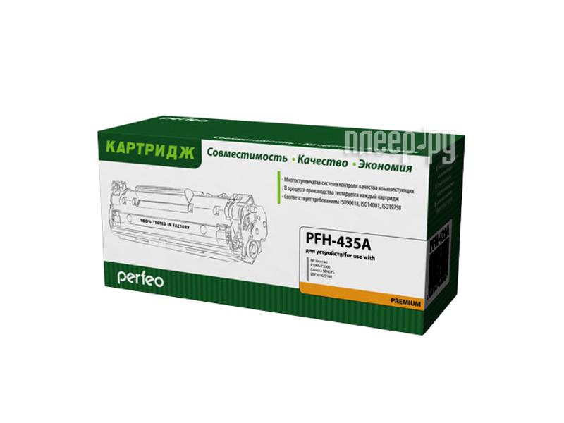 Картридж Perfeo CB435 / 712 PFH-435A / C-712