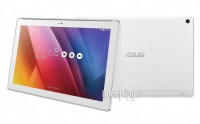 ������� ASUS ZenPad Z300C-1B058A White 90NP0233-M02140 (Intel Atom x3-C3200 1.2 Ghz/2048MB/16Gb/Wi-Fi/Bluetooth/Cam/10.1/1280x800/Android)