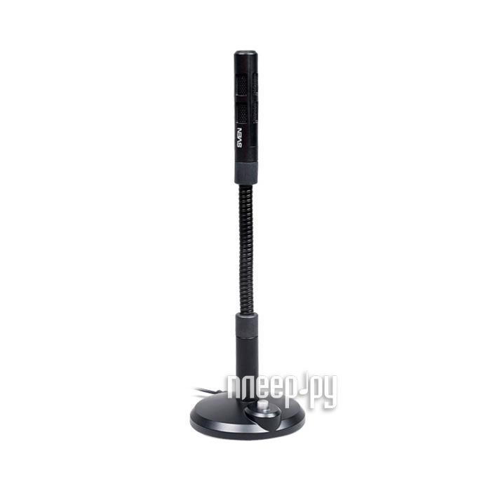 Микрофон Sven MK-490 SV-0430490 Black