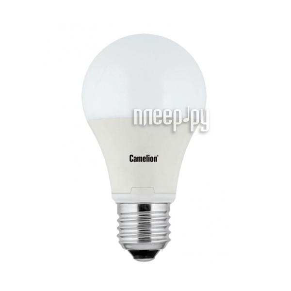 Лампочка Camelion A60 10.5W 220V E27 3000K LED10.5-A60 / 830 / E27