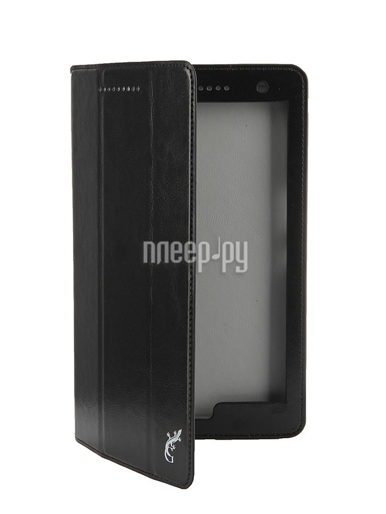 Аксессуар Чехол ASUS ZenPad 8.0 Z380KL G-Case Executive Black GG-645 купить