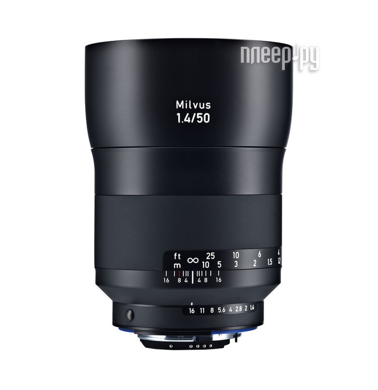Объектив Carl Zeiss Nikon 50 mm F/1.4 Milvus ZF.2 2096-556
